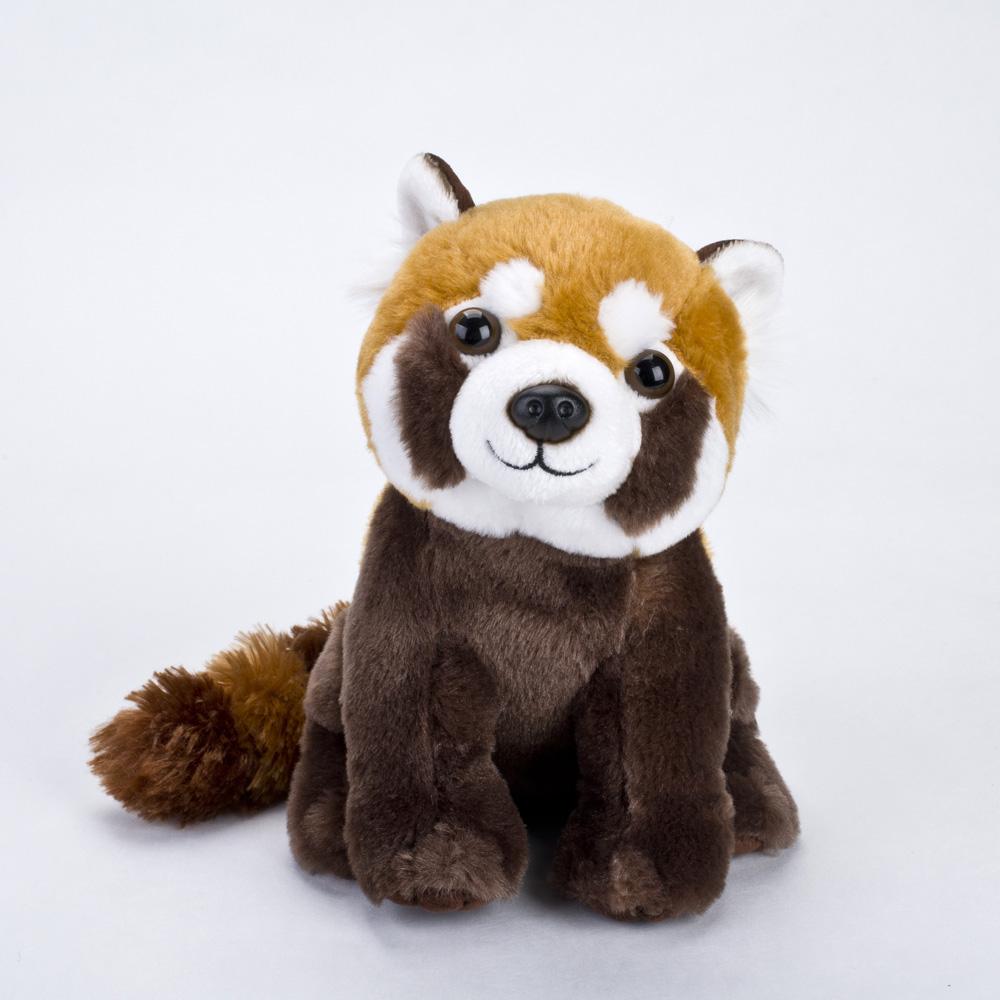Panda czerwona 18 cm