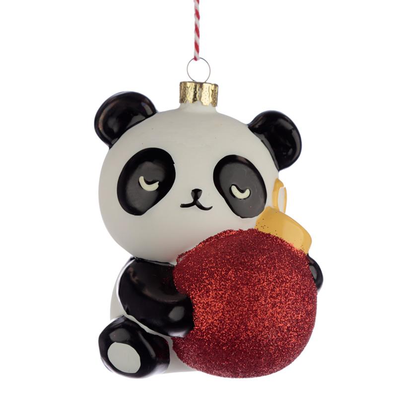 Bombka panda