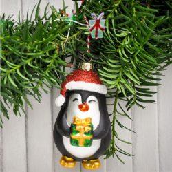 Bombka pingwin