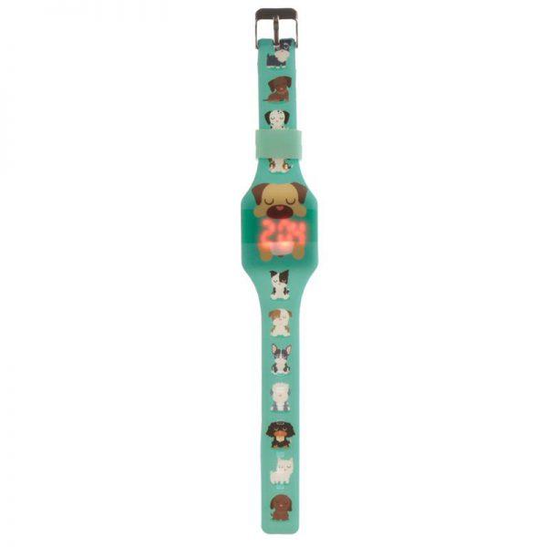Zegarek silikonowy psia brygada