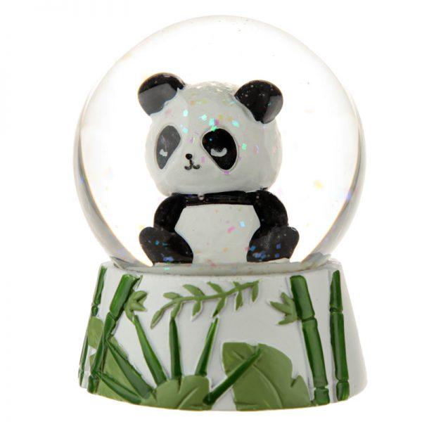 Kula śnieżna panda