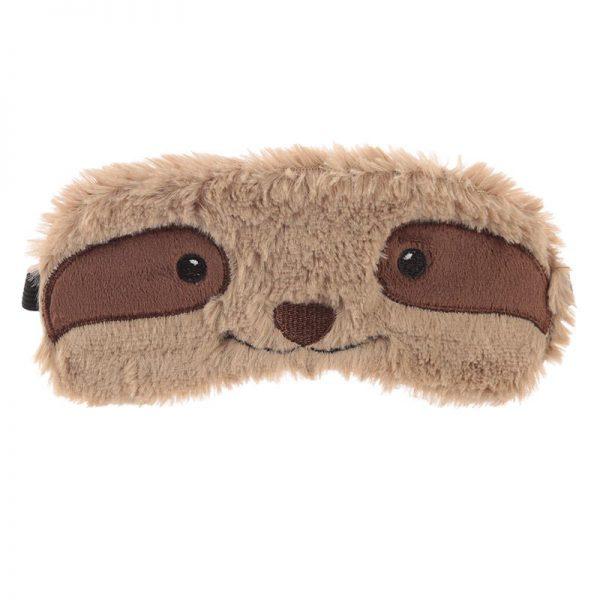 Maska na oczy leniwiec