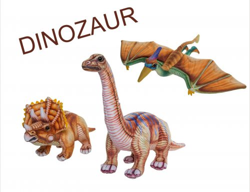 Dinozaury-bać się czy kochać