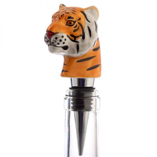 Korek do wina tygrys